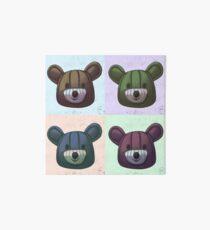 Teddy Bear Art Board