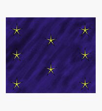 Star Light, Star Bright Photographic Print