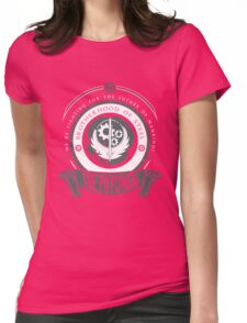 Brotherhood of Steel - The Prydwen Womens Fitted T-Shirt