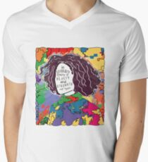 IN DIVERSITY THERE IS BEAUTY AND STRENGTH Mens V-Neck T-Shirt
