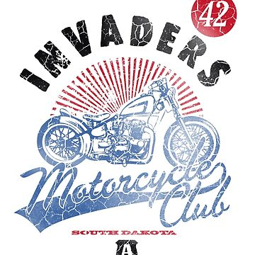Invaders Motorcycle Club South Dakota by outSticht