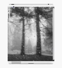 rainy winter iPad Case/Skin