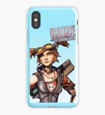 Gaige I iPhone Case/Skin