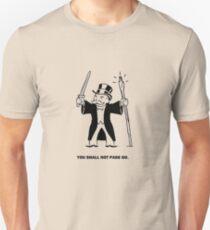 YOU SHALL NOT PASS GO! T-Shirt