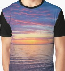 Dawn | Springs, New York Graphic T-Shirt