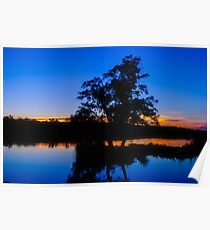 Wagardu Lake, Yanchep National Park Poster