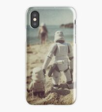 Tatooine beach iPhone Case/Skin