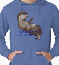 Otter - You're Special To Me! Lightweight Hoodie