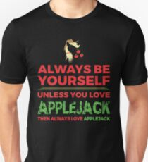 Always Love Applejack Unisex T-Shirt