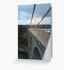 Bridge Adventurer  Greeting Card