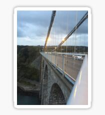 Bridge Adventurer  Sticker