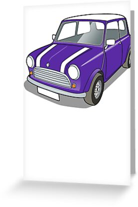 Classic Mini #6 by Neil Davies