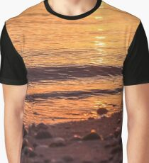 Small Wave | Springs, New York Graphic T-Shirt