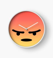 Angry React Clock