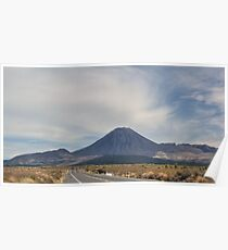 On the Road to Mount Doom Poster