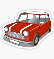 Classic Mini #2 Sticker