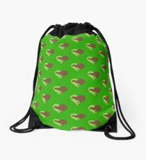 Enviro Kiwi Drawstring Bag