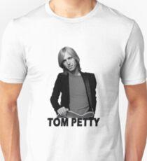 Tom Petty Top Singer T-Shirt