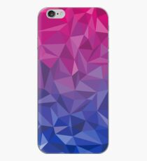 Geometric Bi Pride iPhone Case