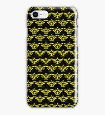 Hyrule crest iPhone Case/Skin