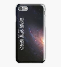 Carl Sagan iPhone Case/Skin