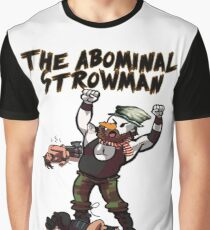 The Abominal Strowman!  Graphic T-Shirt