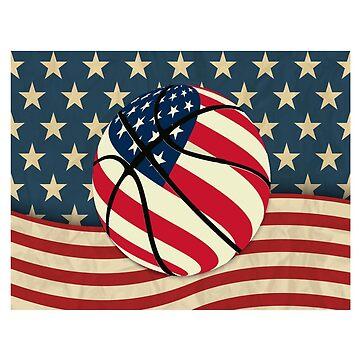 USA T-SHIRTS by KOKOMIN