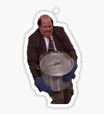 Kevin the Office Chili Sticker
