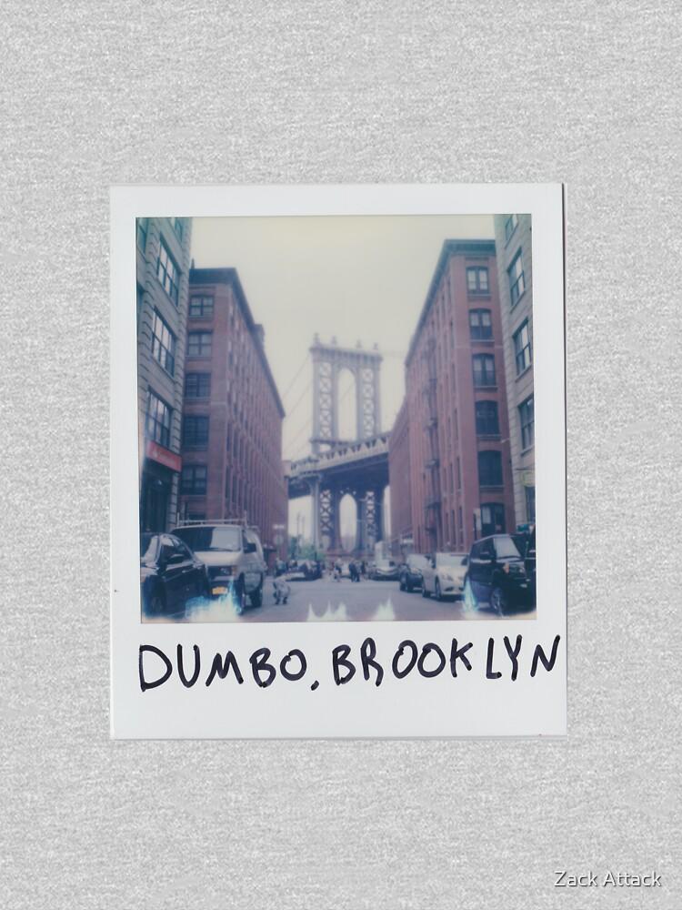 Polaroid Photo - DUMBO, Brooklyn - Zackattack by zackpolaroid