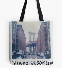 Polaroid Photo - DUMBO, Brooklyn - Zackattack Tote Bag