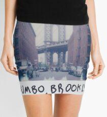 Polaroid Photo - DUMBO, Brooklyn - Zackattack Mini Skirt