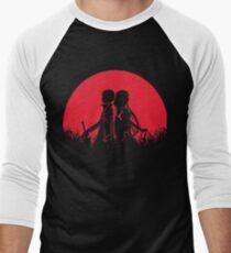 Kirigaya Kazuto Yuuki Red Moon T-Shirt