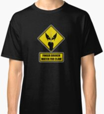 Watch for Claw! Classic T-Shirt