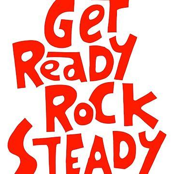 Get Steady Rock Steady by typogenix