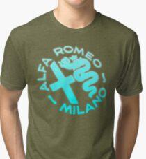 Alfa Milano TILTED Tri-blend T-Shirt