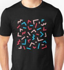 cotout azul Unisex T-Shirt