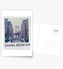 Brooklyn - Throw Pillow Postcards