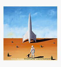 Tom Petty - Highway Companion Photographic Print