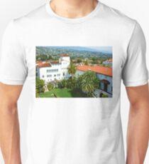 Santa Barbara California - 2 Unisex T-Shirt