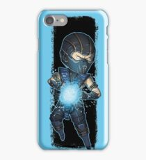 Mortal Kombat • Sub Zero iPhone Case/Skin