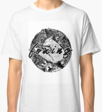 Foxing Illustrated Classic T-Shirt