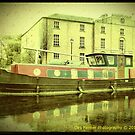 Vintage Canal by DES PALMER