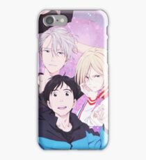 yuri!!! on ice iPhone Case/Skin