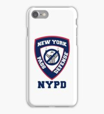 Giants NYPD iPhone Case/Skin