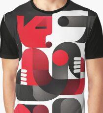 A kiss in Kiev Graphic T-Shirt