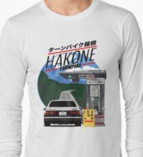 Hakone Toyota AE86 Trueno Long Sleeve T-Shirt