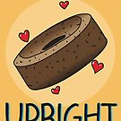 You keep me upright by Nick Uhlig