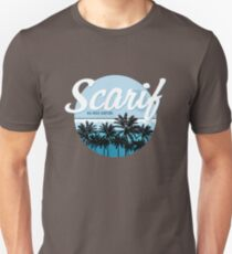 Scarif Big Wave Surfing Alternate Color Unisex T-Shirt