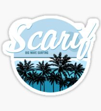 Scarif Big Wave Surfing Alternate Color Sticker