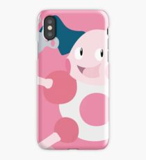 Mr. Mime - Basic iPhone Case/Skin